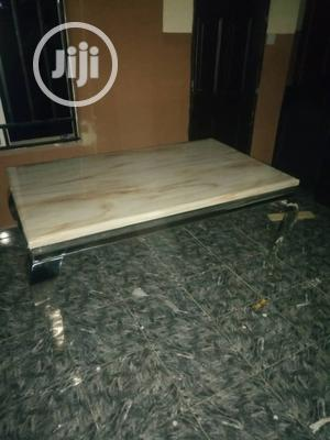 Quality Strong Six Seater Marble Dining Table | Furniture for sale in Lagos State, Badagry