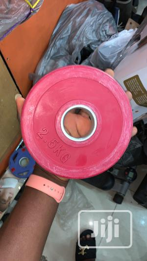 Olympic Barbell Plate | Sports Equipment for sale in Lagos State, Agboyi/Ketu
