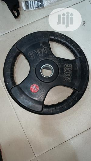 Commercial Barbell Plate | Sports Equipment for sale in Lagos State, Apapa