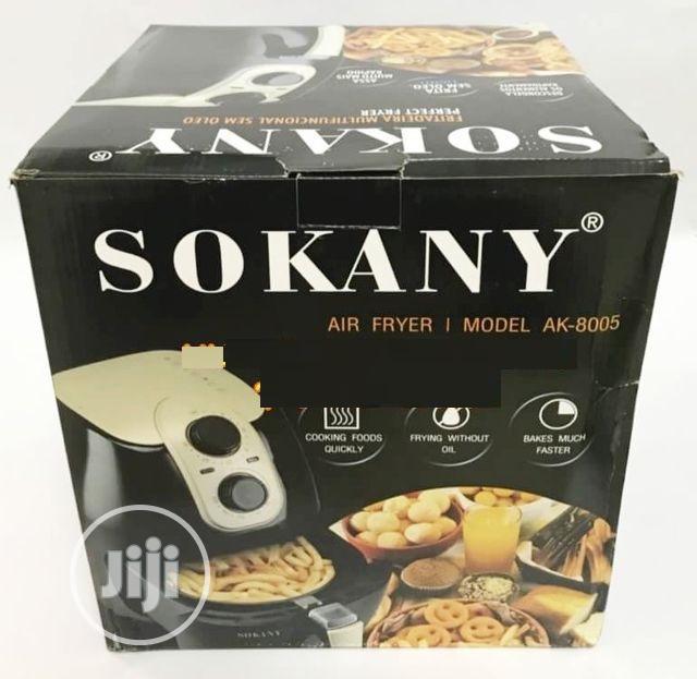 Archive: Air Fryers Sokany