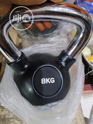 8kg Kettlebell | Sports Equipment for sale in Lagos State, Surulere