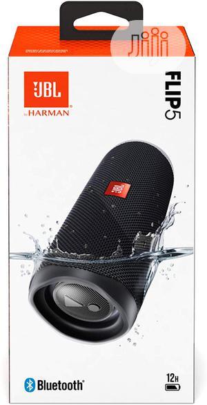 JBL Flip 5 20 Waterproof Bluetooth Speaker.   Audio & Music Equipment for sale in Lagos State, Ikeja