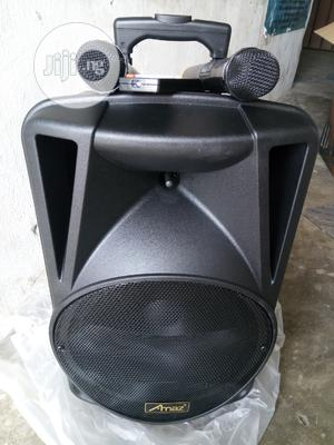 Rechargeable Bluetooth Wireless Speaker With Mic | Audio & Music Equipment for sale in Abuja (FCT) State, Lugbe District