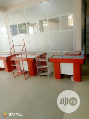 All Sizes Checkout Counter/Cashier Desk | Store Equipment for sale in Lagos State, Ikorodu