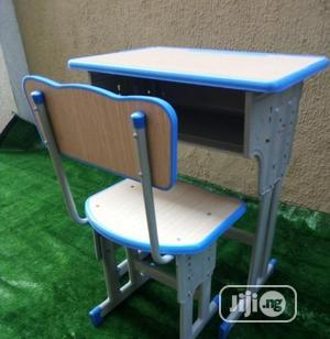 Quality Strong Study Table and Chairs | Furniture for sale in Lagos State, Epe
