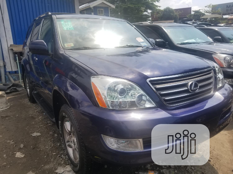 Lexus GX 2009 470 Blue | Cars for sale in Apapa, Lagos State, Nigeria