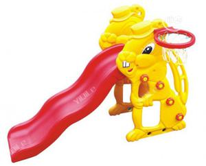 2 In 1 Rabbit Slide With Basketball Hoop | Toys for sale in Lagos State, Alimosho