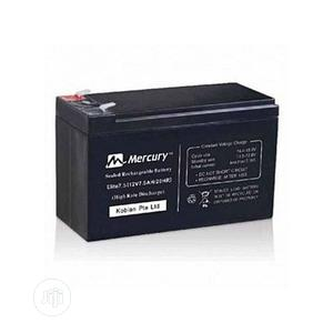 Mercury Elite 7.5ah 12v Ups Replacement Battery | Computer Hardware for sale in Lagos State, Ikeja