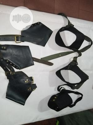 Dog Mouth Guard Supplies (Leather&Non-leathers)   Pet's Accessories for sale in Ogun State, Abeokuta South