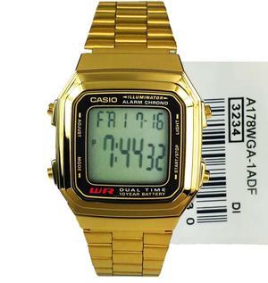 Casio Digital Gold Chain Watch | Watches for sale in Lagos State, Lagos Island (Eko)