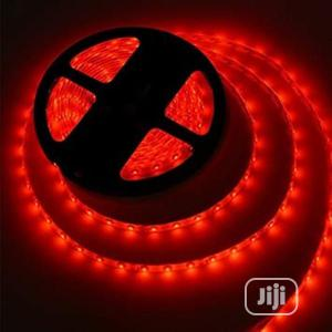 Led Red Strip Light - 5m   Home Accessories for sale in Lagos State, Ojo
