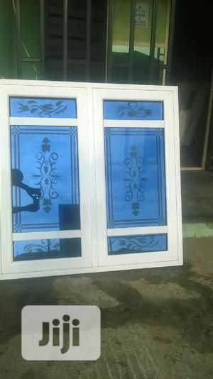 Casement Window With Flowers | Windows for sale in Rivers State, Port-Harcourt