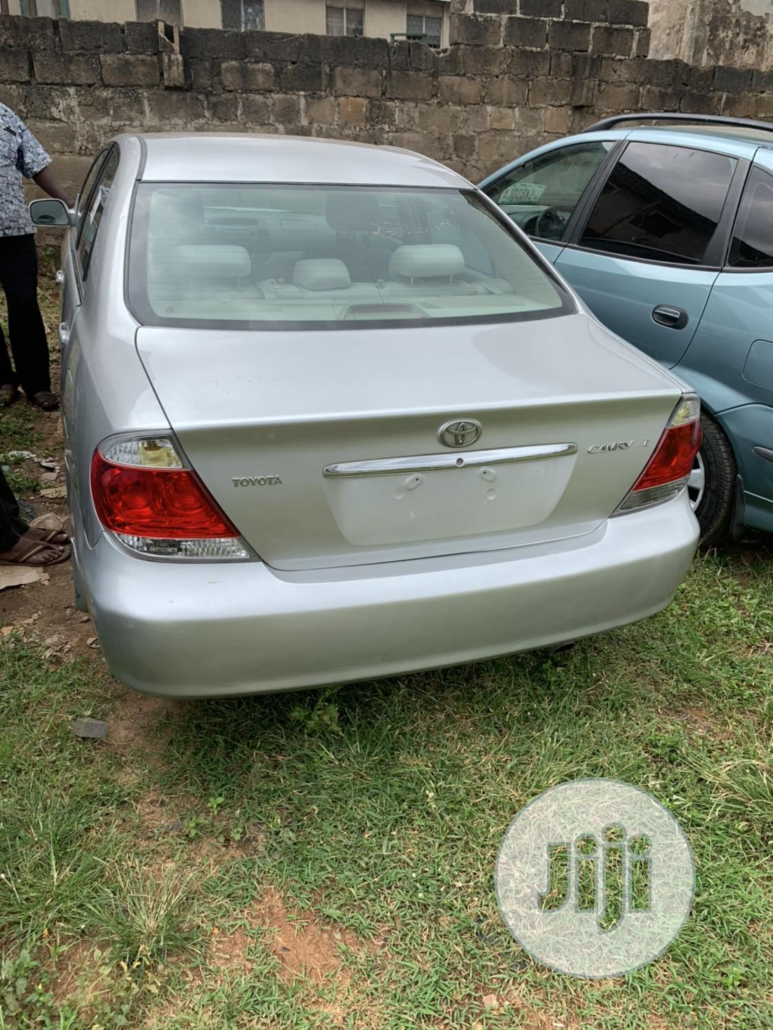 Toyota Camry 2006 Silver | Cars for sale in Ibadan, Oyo State, Nigeria