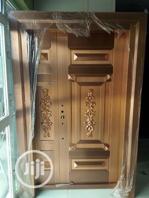 Copper Gold Security Door | Doors for sale in Lagos State, Orile