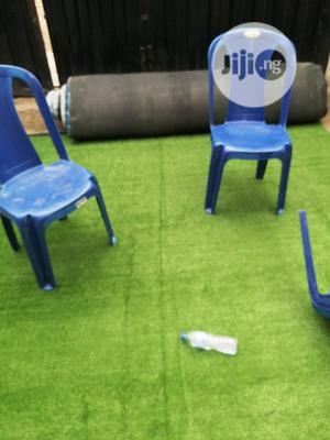 Original & High Quality Artificial Green Grass Carpet For Rent. | Garden for sale in Lagos State, Ikeja
