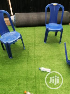 Original & Quality Artificial Green Grass Carpet Grass For Rent.   Garden for sale in Lagos State, Ikeja