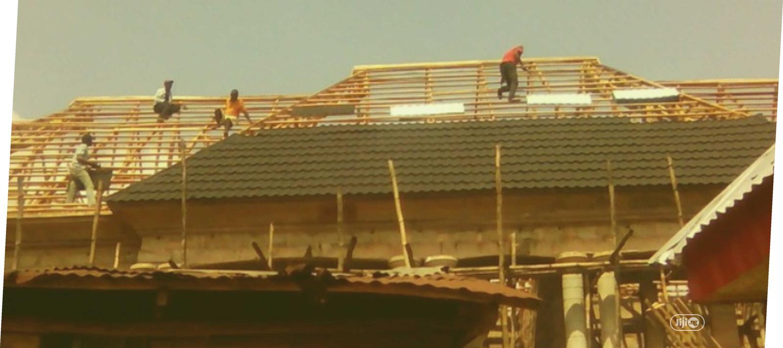 Classic Original Gerard Metro Roofing Tiles & Rain Gutter
