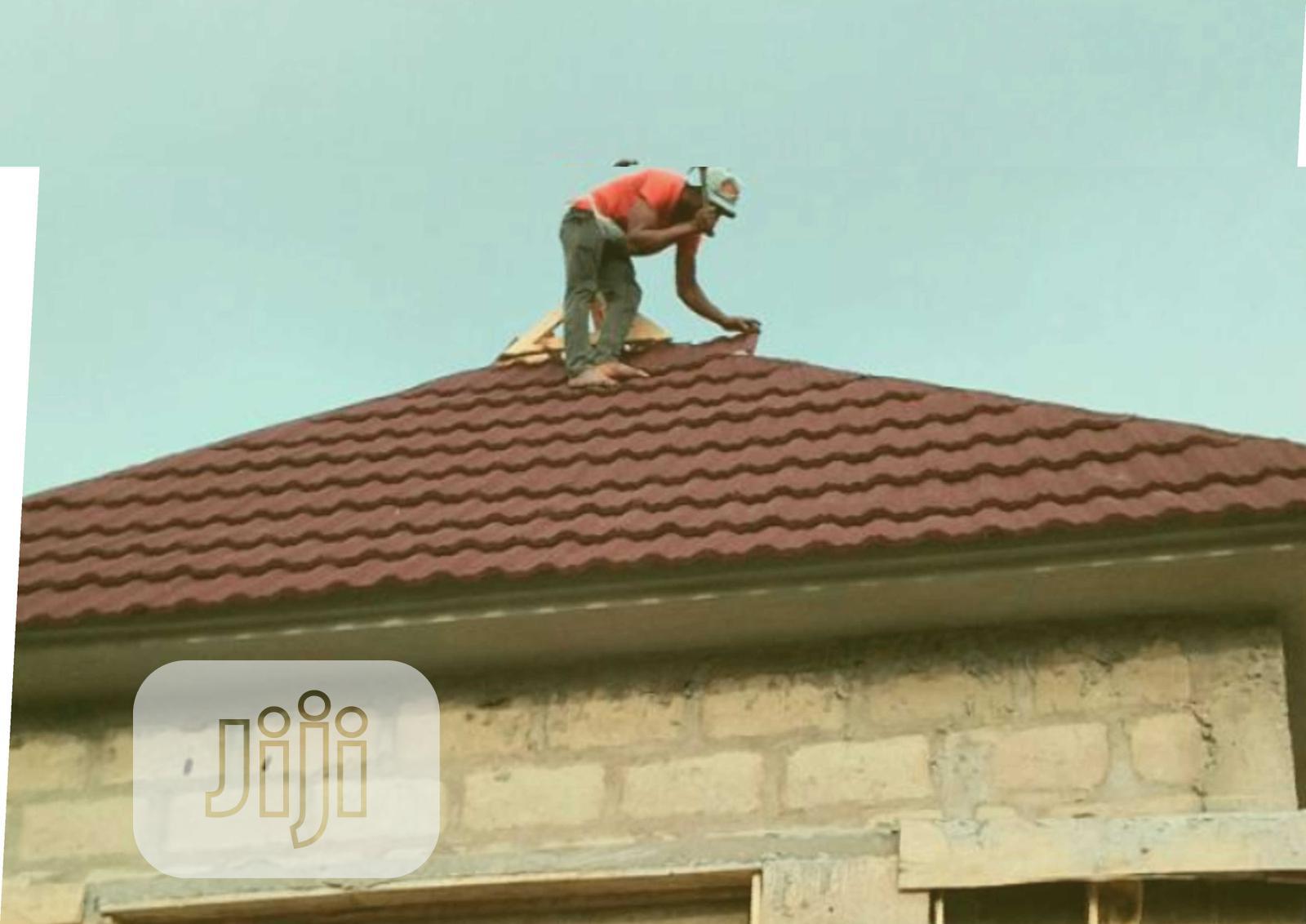 Original Gerard Metro Roofing Tiles & Rain Gutter Heritage
