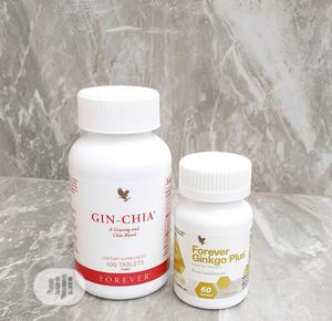Forever Ginchia Forever Ginkgo PLUS Forweak Erection/Stamina   Sexual Wellness for sale in Lagos State, Victoria Island
