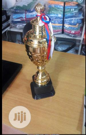 Gold Trophy Award | Arts & Crafts for sale in Lagos State, Ikeja