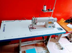 JAKTEC Industrial Straight Sewing Machine | Manufacturing Equipment for sale in Lagos State, Lagos Island (Eko)