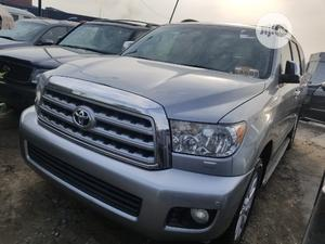 Toyota Sequoia 2009 Silver   Cars for sale in Lagos State, Apapa