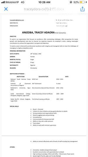 Real Estate Consultant | Advertising & Marketing CVs for sale in Lagos State, Lekki