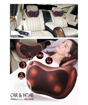 Car And Home Massage Pillow | Vehicle Parts & Accessories for sale in Lagos State, Ikeja