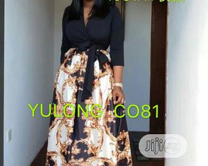Yulong Female Long Gown | Clothing for sale in Lagos State, Ikeja