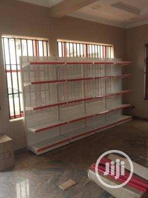 Single Wall Side Supermarket Shelf | Store Equipment for sale in Lagos State, Ajah