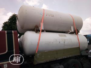 LPG Storage Gas Tank 2.5 Tons | Heavy Equipment for sale in Lagos State, Apapa