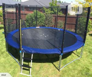 10ft Trampoline | Sports Equipment for sale in Abuja (FCT) State, Wuse 2
