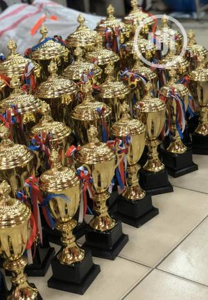 Gold Trophy | Arts & Crafts for sale in Lagos State, Maryland