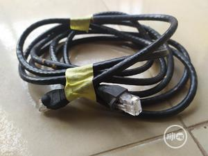 6 Patch Cord Copartner 6 Ethernet Cable E119932 AWM 2835 CAT .   Accessories & Supplies for Electronics for sale in Oyo State, Ibadan
