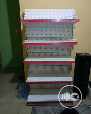 Single Sided Supermarket Shelves(High Quality) | Store Equipment for sale in Lagos State