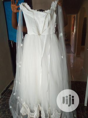Once Used Wedding Gown | Wedding Wear & Accessories for sale in Kwara State, Ilorin South