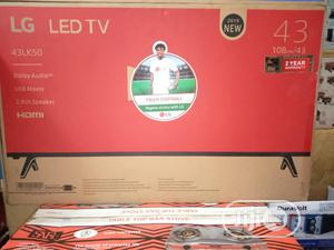 """LG Led TV 43"""" With Good Quality Products 