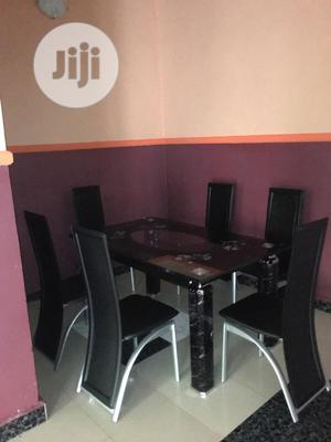 Quality Strong Six Seater Dining Table | Furniture for sale in Lagos State, Badagry