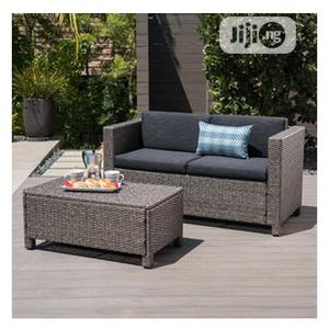 Beautiful Deluxe Rattan Furniture Set (Outdoor/Indoor)   Furniture for sale in Lagos State, Ikeja