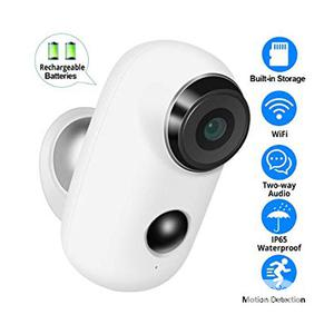 Cloudedge A3 Wire-free IP65 Day Night Wireless Battery CCTV Camera | Security & Surveillance for sale in Lagos State