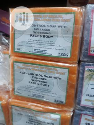 Age Control Soap With Collagen   Skin Care for sale in Lagos State