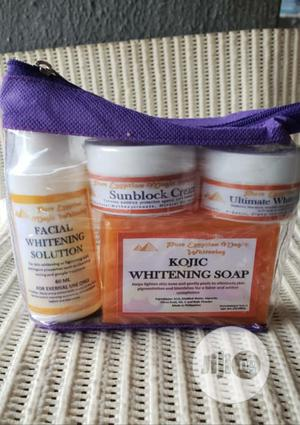 Pure Egyptian Whitening Set | Skin Care for sale in Lagos State