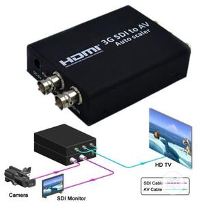 Sdi 3G to AV Converter/ Audio Scaler   Accessories & Supplies for Electronics for sale in Lagos State, Ikeja