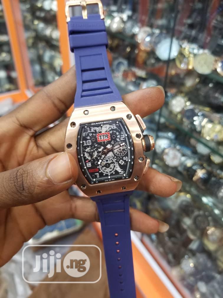 Original Richard Mille Wrist Watch   Watches for sale in Lagos Island (Eko), Lagos State, Nigeria