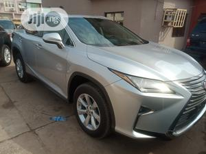 Lexus RX 2017 350 F Sport FWD Silver | Cars for sale in Edo State, Benin City