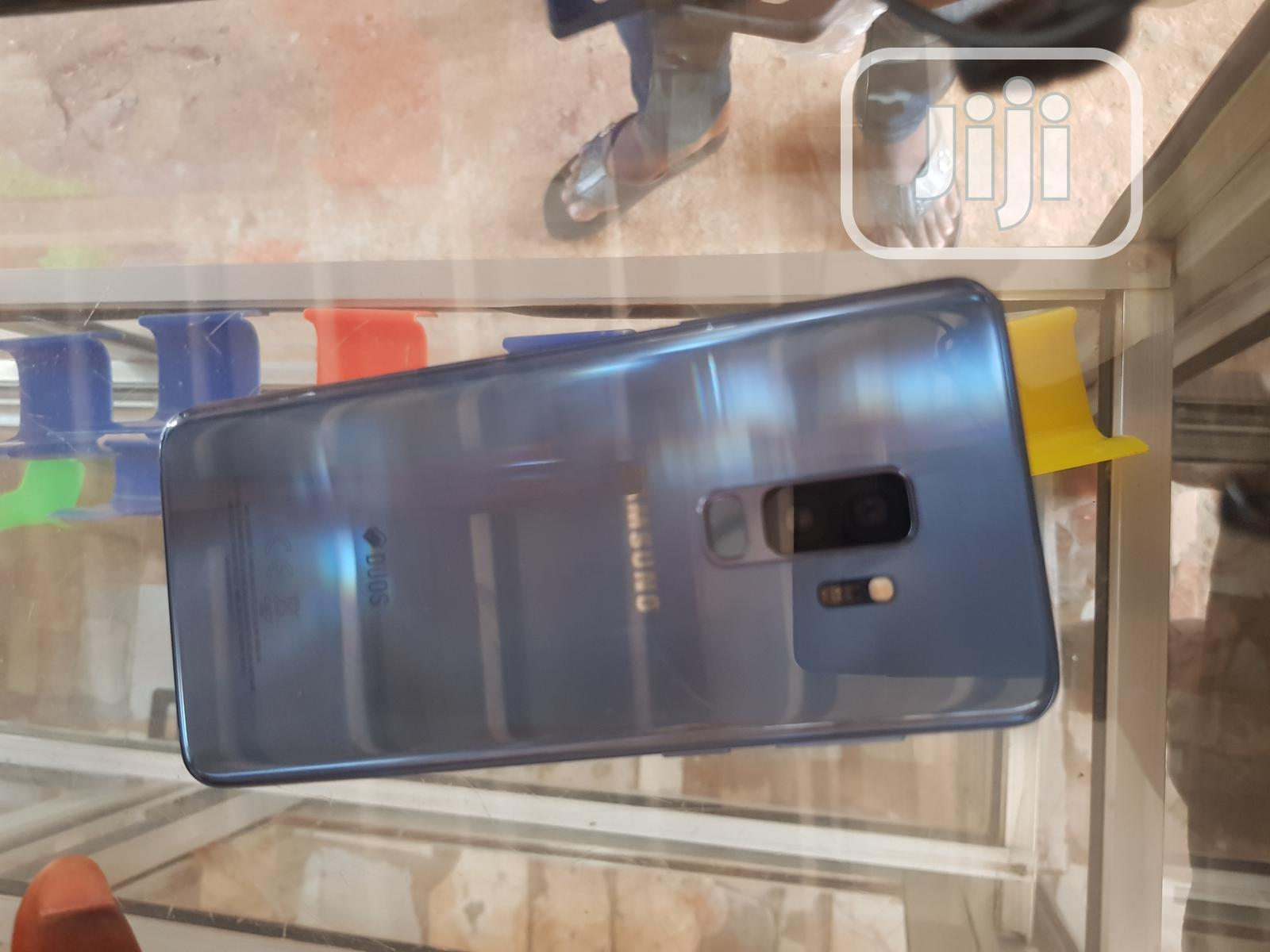 Samsung Galaxy S9 Plus 64 GB Blue | Mobile Phones for sale in Wuse, Abuja (FCT) State, Nigeria