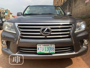 Lexus LX 2013 Gray | Cars for sale in Lagos State, Ikeja