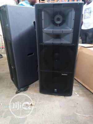 Sound Prince SP228 Double Professional Loud Speaker Pair   Audio & Music Equipment for sale in Lagos State, Ojo