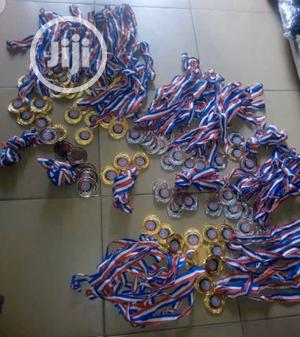 Sports Medal (Gold,Silver And Bronze) | Arts & Crafts for sale in Lagos State
