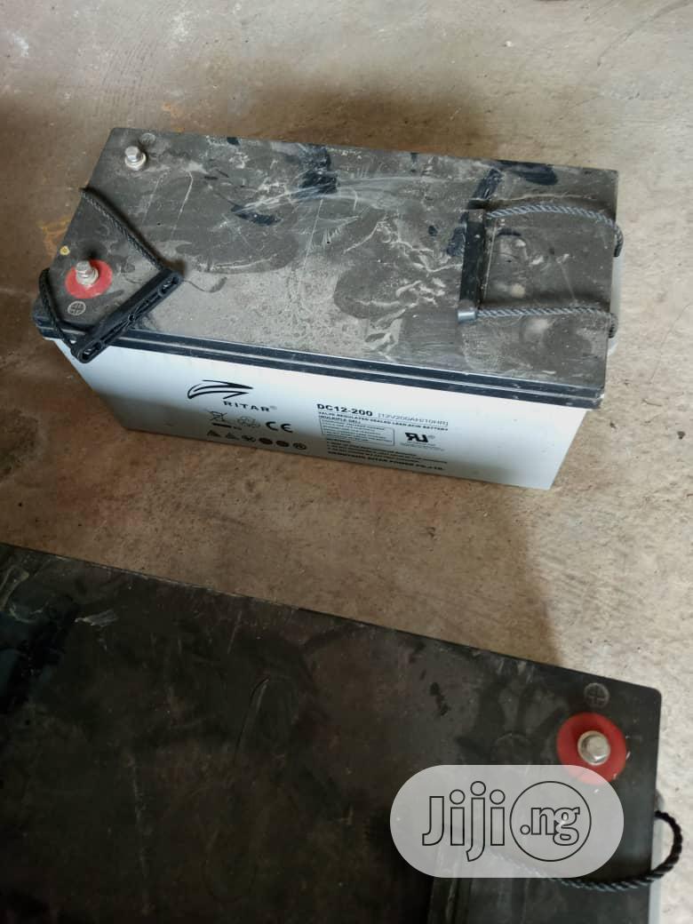 We Buy Condemned Inverter Batteries Oshodi Lagos
